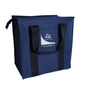 accountantbag blau schwarz gro0