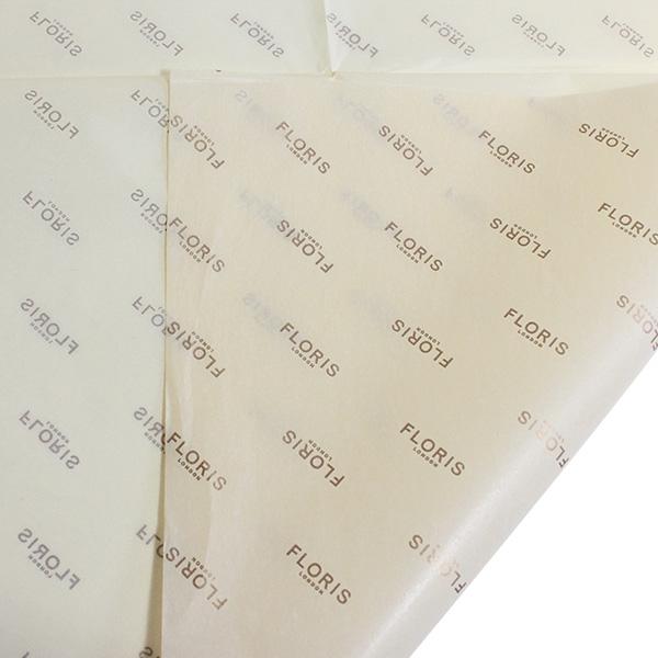 seidenpapier beige