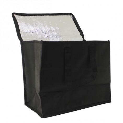 kühltasche schwarz isoliert