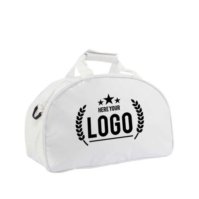 weiss bowlingtasche schwarz logo