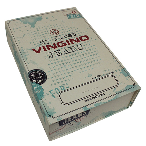 vintage box logo bunt