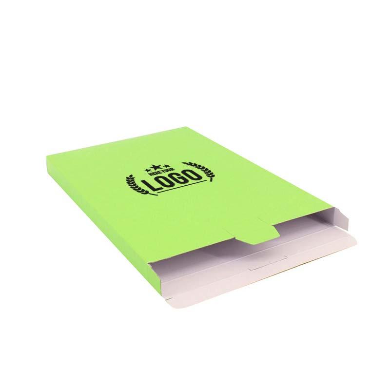 grün papier box logo