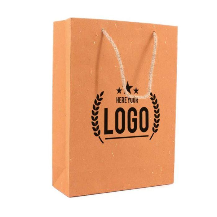 zerotree tragetasche orange kordel logo schwarz