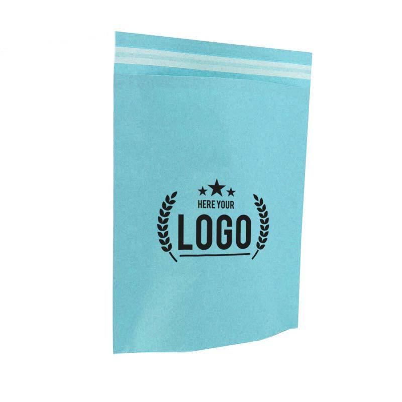 türkis papier tasche logo