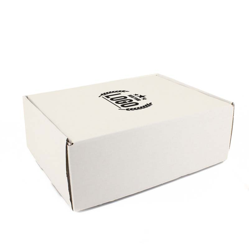 creme farben box logo papier